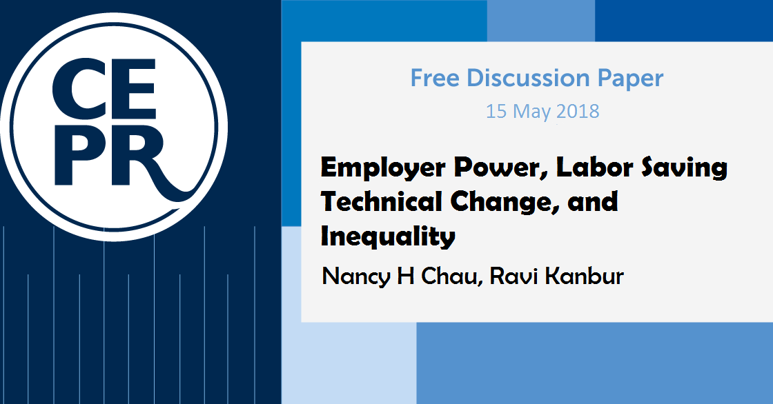 Free DP Download 15 May 2018: Employer Power, Labor Saving Technical