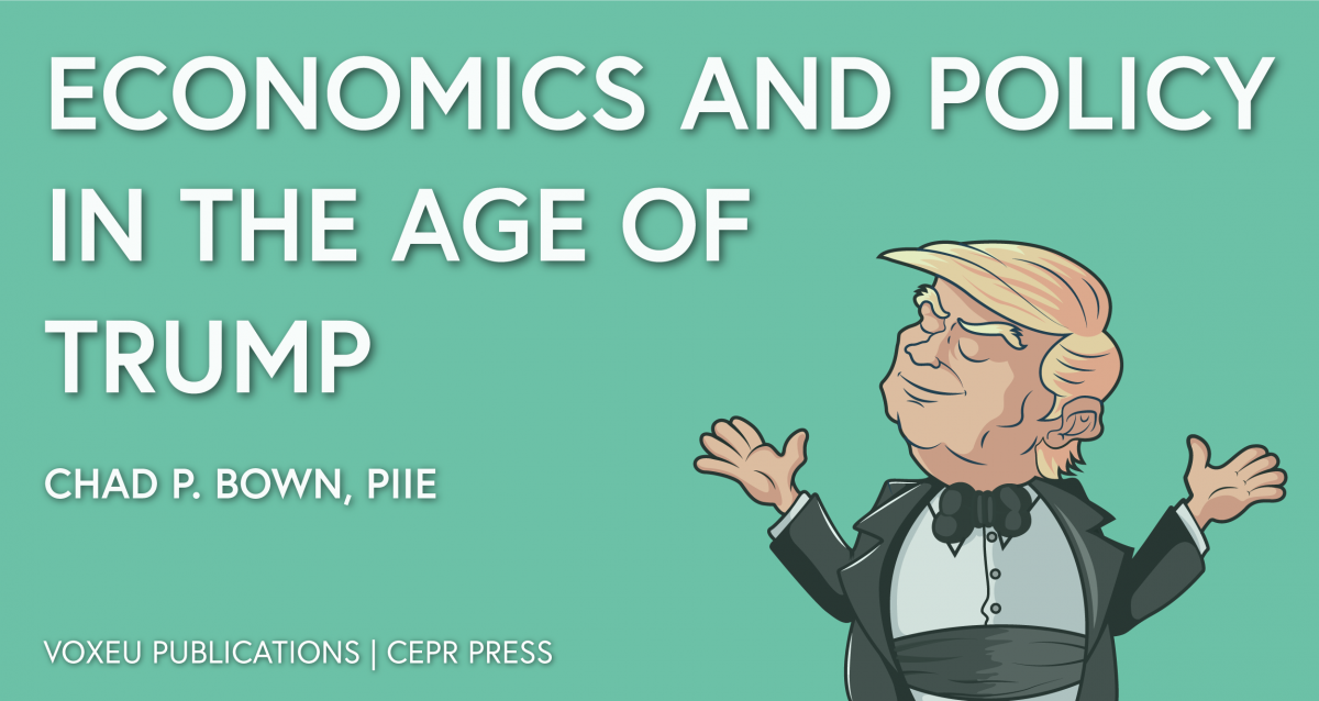 new ebook economics and policy in the age of trump centre for  the presidency of donald j trump has generated considerable uncertainty for a wide range of areas of u s economic policy this collection of essays by
