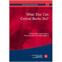 18th Geneva Report on the World Economy: What Else Can Central Banks Do?