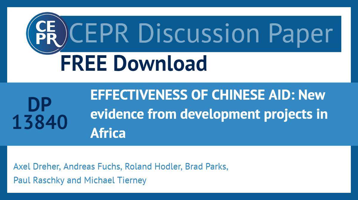 Free DP Download 11 July 2019 - EFFECTIVENESS OF CHINESE AID